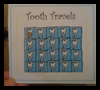 Tooth Fairy Punch Card Passports